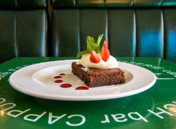 Metro Cafe Brownie