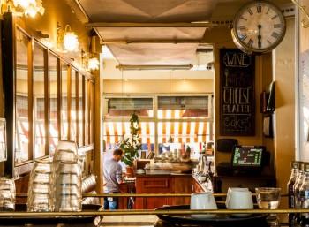 Metro Cafe Interior